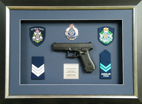 Military Trophies - Police & Military Retirement Plaques And Send ...
